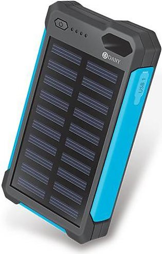 Solar i2 powerbank mobile charger