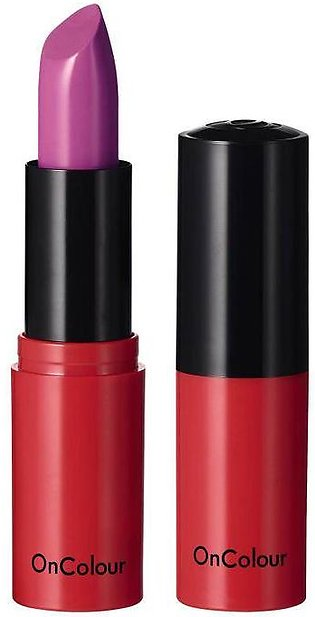 Bright Pink OnColour Cream Lipstick 4 g Bright Pink