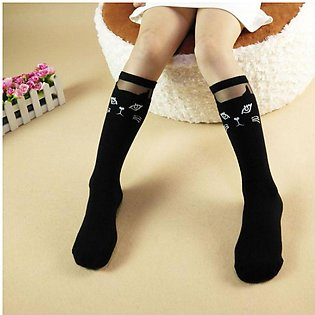 White Cat 2019 new children's tube socks girls socks wholesale Korean version o…