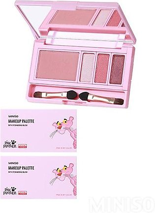 Sweet The Pink Panther Makeup Palette with Eyeshadow and Blush 02Sweet Pie