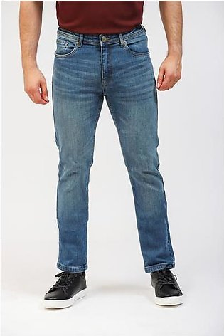Blue Tone Washed Jeans