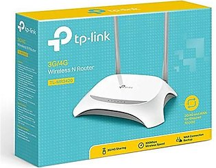 Tp-link TL-MR3420 3G/4G Wireless N Router (Ver 5.0)