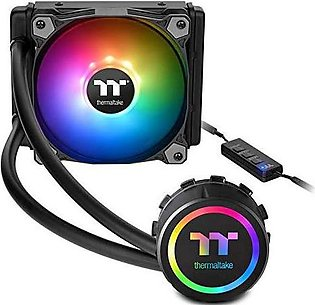Thermaltake Water 3.0 120 ARGB Sync Edition Liquid Cooler CL-W232-PL12SW-A