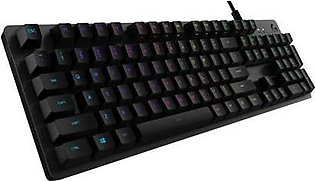 Logitech G512 Carbon RGB Mechanical Gaming Keyboard - GX Blue Switch: 920-008949