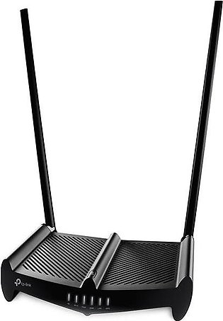 TP-LINK TL-WR841HP Ver 5.0, 300Mbps High Power Wireless N Router