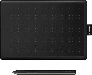 One by Wacom CTL-472 Small Creative Pen Tablet