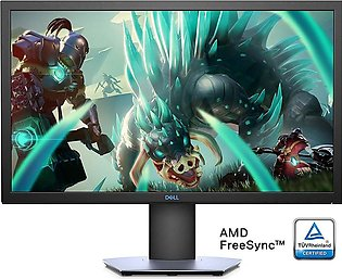 """Dell S2419HGF 24"""" Gaming Monitor LED (Recon Blue) 1ms FHD 144Hz AMD FreeSync"""