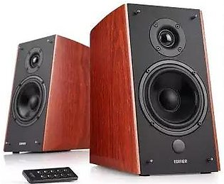 Edifier R2000DB Classic Bookshelf Bluetooth and Optical Speakers