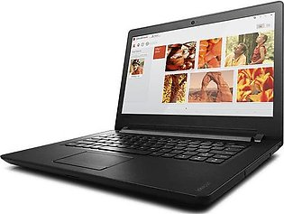 "Lenovo Ideapad 110 Laptop, Celeron N3060 2GB 500GB 15.6"" HD (Black Texture)"