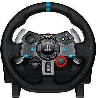 Logitech G29 Driving Force Racing Wheel For PS4, PS3 and PC (941-000143)