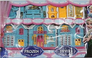 Best Frozen Doll House Play Set Toy