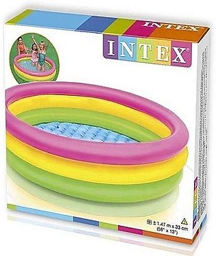 Swimming Pool For Kids Multicolor 58X13