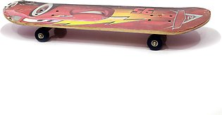 Skateboard Disney Cars Deck Made of Chinese Maple, Bearings 608z, Wheels 50Mm...