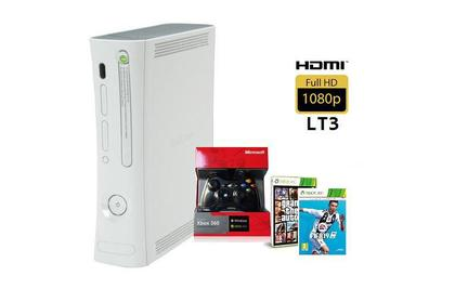 XBOX 360 LT3, 2007 HDMI with 1 Wired Controller