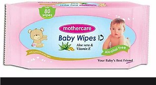 Mother care Baby wipes 80s