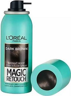 Loreal Magic Retouch Root Hair Color Spray - Brown