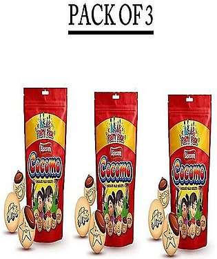 Pack of 3 Bisconni Cocomo Party Pack