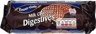 Mcvitie's Dark Chocolate Digestives Imported Biscuits Jumbo Pack 433G
