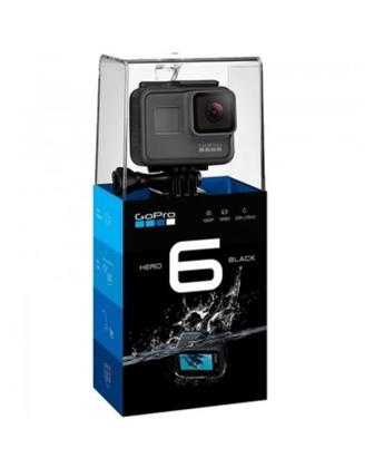 Hero6 Black With 32Gb Sandisk Extreme Pro Memory Card Free