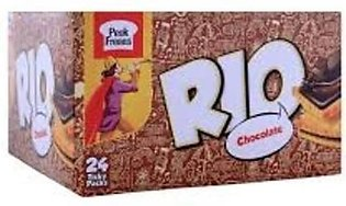 Rio Chocolate Half Roll Biscuits