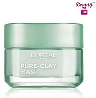 Loreal Pure - Clay Purify & Mattify Face Mask