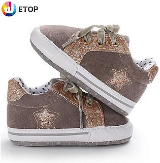 Baby sneakers baby Shoe Toddler shoes baby shoes girl girls boy toddler slipp...