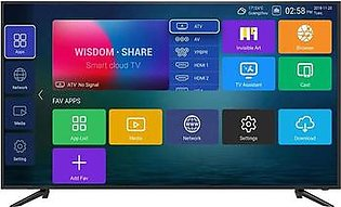Changhong Ruba - 55 inch - FHD - L55F5908i - LED TV - Black