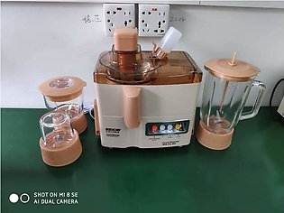 SECO 4 in 1 Juicer / Blender / Chopper and Grinder
