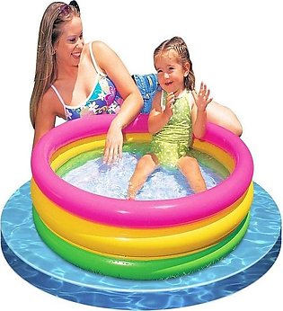 Swimming Pool For Kids Multicolors