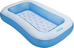 Swimming Pool For Kids Blue & White