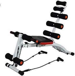 Adjustable Six Pack Care Abdominal Workout Training AB Exercise Fitness Gym Mac…