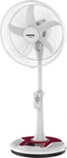 Sogo Rechargeable Fan (JPN-652R)  Operated • AC/DC WITH  Remote control