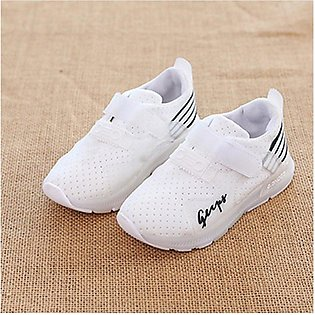 Spring Led Children Shoes With Light Kids Casual shoes Boys Girls 21-25 Size