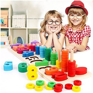 【To Global】Other Toys & Activities Mathematical learning