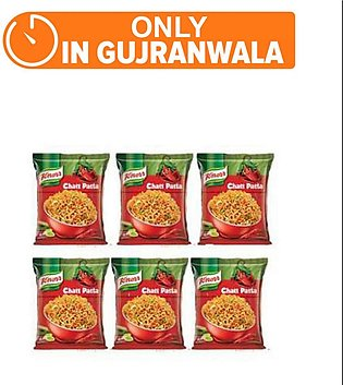Knorr Noodles Chatpata Pack of 6 (One day delivery in Gujranwala)