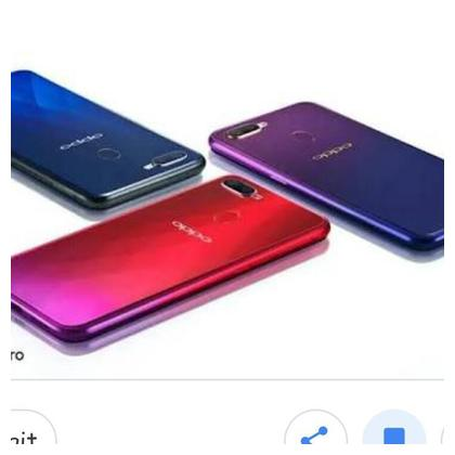 Oppo F9 Mobile Phone