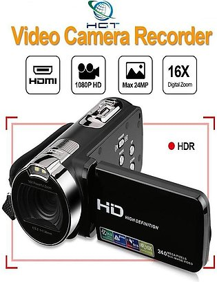 HD 1080P Camcorder Digital Video Camera (F)