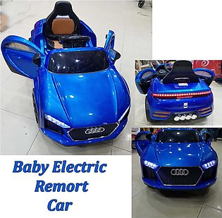 Baby Remote Control Electric Car double battery 3 Motor High Quality