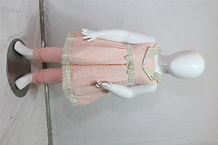 Fancy Baby Frock & Tights