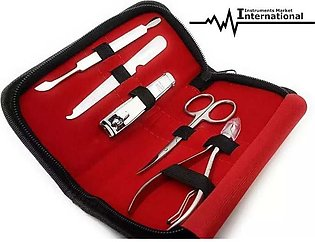 Manicure and Pedicure kit, Nail Care Instruments