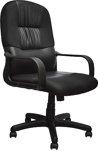 Ergonomic Manager Chair - High Back Revolving Chair - Of-105-Hm
