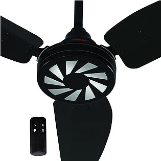 Royal Ceiling Fan 56 inch Passion Copper Remote Control