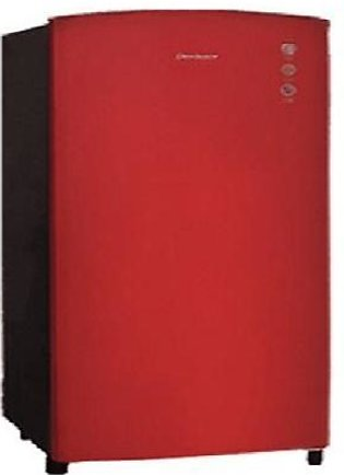 Dawlance Refrigerator - 9101R - Bedroom size Series - 03cft - Red
