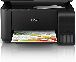 EPSON L3150 ALL IN ONE INK TANK SYTEM (4 COLOR)