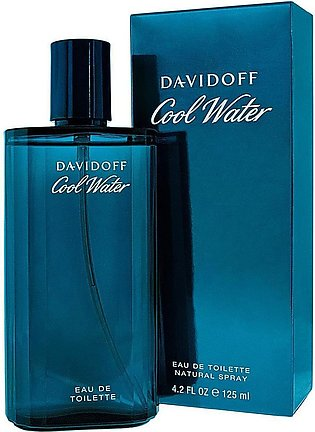 Cool Water by David-off Perfume For Men 125-Ml