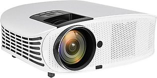 YG600 HD Projector 3600 Lumens Wired Home Theatre HDMI VGA USB Video Projector