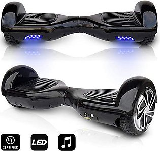 6.5  inch Hoverboard Electric Smart Self Balancing Scooter with Built-in Wire...