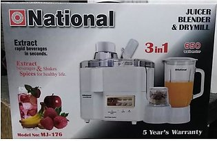 National Juicer/Blender/Drymill