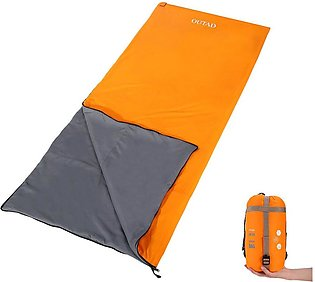 OUTAD Ultra-light Strong Resistant Waterproof Spring Autumn Sleeping Bag