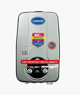 Canon 10 Liter Instant Geezer 20D Plus with Dual ignition